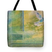 Taking Flight To The Light Tote Bag