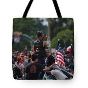 China Chapter Taking It All In Tote Bag