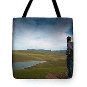 Taking It All In Tote Bag
