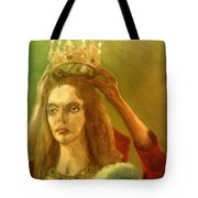 Taking Off The Crown Tote Bag