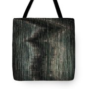 Taking The Middle Road Tote Bag