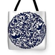 Talavera Design Tote Bag