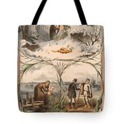 Tale Of The Marche Rich And Basil Homeless 1 Tote Bag