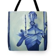 Tale Of The Three Brothers Tote Bag