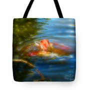 Tale Of The Wild Koi 2  Tote Bag