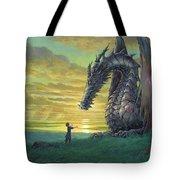 Tales From Earthsea Tote Bag