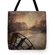 Tales From The Riverbank  II Tote Bag