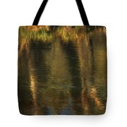 Tales From The Riverbank   V Tote Bag
