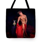 Talk About It Tote Bag