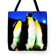 Talk Of First Light Tote Bag