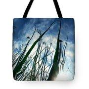 Talking Reeds Tote Bag