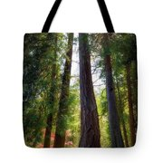Tall And Mighty Tote Bag