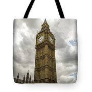Tall Big Ben Tote Bag