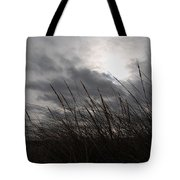 Tall Grass And The Blues Tote Bag