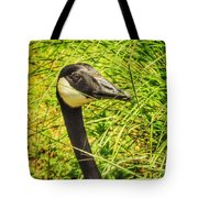 Tall Grasses Tote Bag