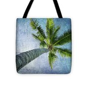 Tall Palm Tote Bag