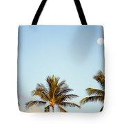 Tall Palm Tote Bag