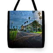 Tall Palms Tote Bag