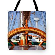 Tall Ship 2 Tote Bag