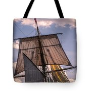 Tall Ship Sails 6 Tote Bag