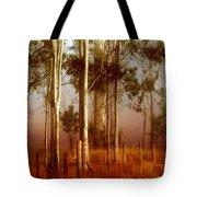Tall Timbers Tote Bag