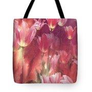Tall Tulips Tote Bag