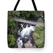 Tallulah Falls Bridge Tote Bag