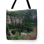 Tallulah Gorge 6 Tote Bag