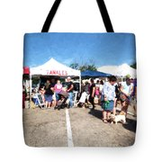Tamales For Sale Tote Bag
