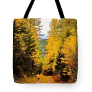 Tamarack Trail Tote Bag
