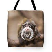 Tamarin Monkey 1 Tote Bag