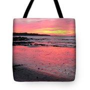 Tamarindo Sunset Tote Bag