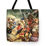 Tamerlane The Terrible Tote Bag