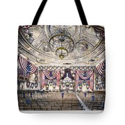 Tammany Hall, Nyc Tote Bag