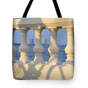 Tampa Bay Cycling Tote Bag