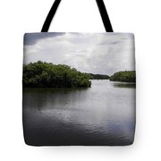 Tampa Bay Inlet  Tote Bag