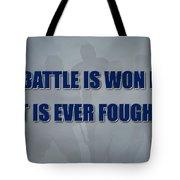 Tampa Bay Lightning Battle Tote Bag