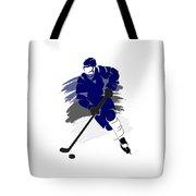 Tampa Bay Lightning Player Shirt Tote Bag