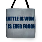 Tampa Bay Rays Battle Tote Bag