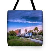Tampa Departure Tote Bag