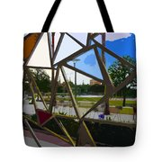 Tampa Through Art Tote Bag
