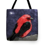 Tanager Tote Bag