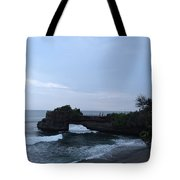 Tanah Lot Tote Bag