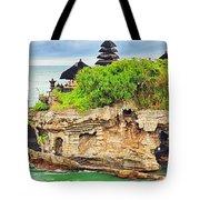 Tanah Lot Tote Bag