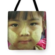 Tanaka Cheek Tote Bag