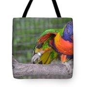 Tanganyika 0103 Tote Bag