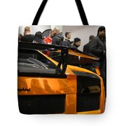 Tangerine Dream Tote Bag