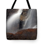 Tangle Falls Closeup 9 Tote Bag