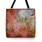 Tangled Branches II Tote Bag