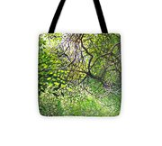 Tangled Embrace Tote Bag